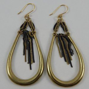 Silpada Earrings KRW0026 Style Stallion Brass